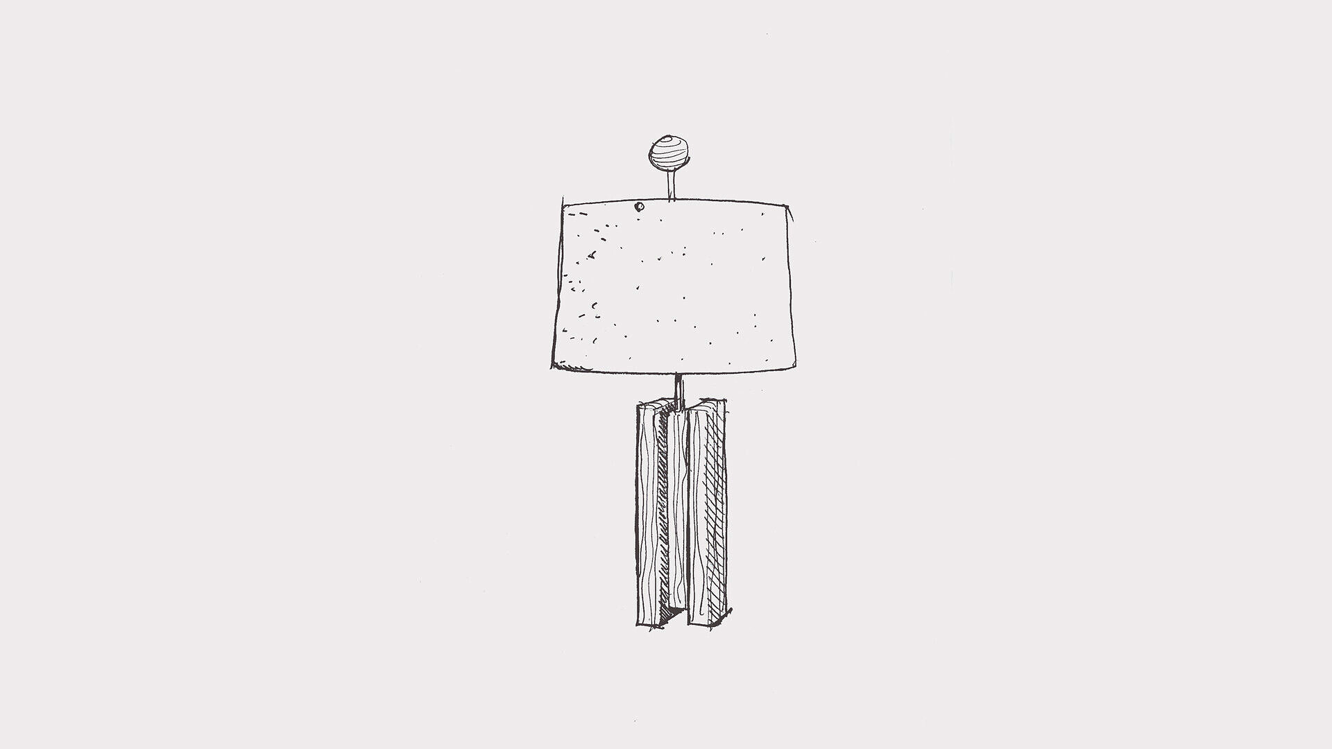 Luminária Guico
